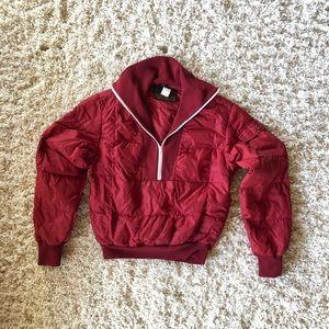 Vintage Eddie Bauer Goose Down Pullover Jacket